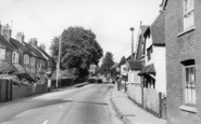 Billingshurst, The Village c.1955