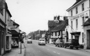 Billingshurst, The Village c.1960