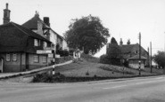 Billingshurst, Village Green c.1960