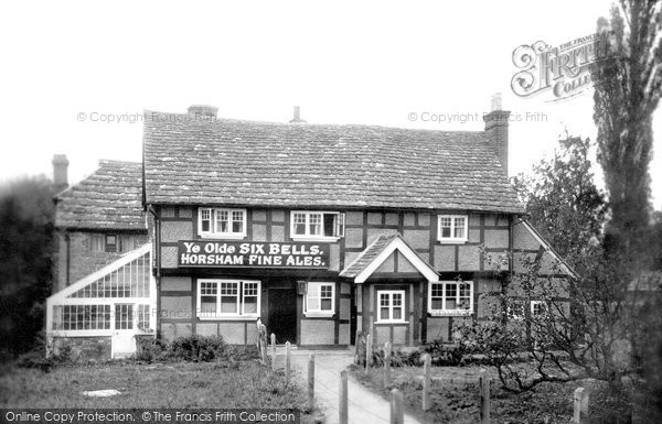 Billingshurst, Ye Olde Six Bells 1923