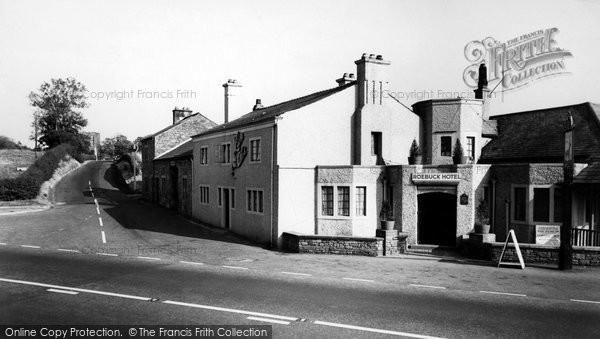 Bilsborrow, Roebuck Hotel c.1960