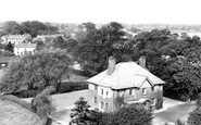 Bilsborrow, The Vicarage c.1960