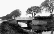 Bilsington, Canal Bridge 1909