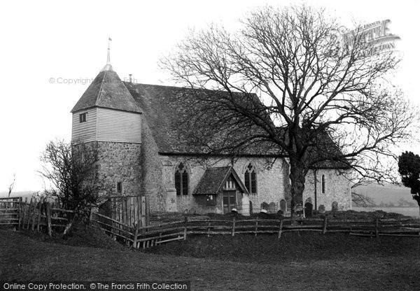 Bilsington, The Church Of St Peter And St Paul c.1910