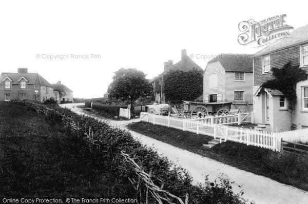 Bilsington, The Village 1909