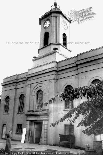 Bilston, St Leonard's Church c.1960