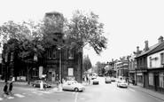 Bilston, Town Hall 1968