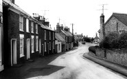 Binbrook, Market Place From Ludford Road c.1960