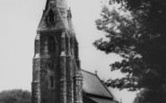 Binbrook, St Mary And St Gabriel Church c.1960