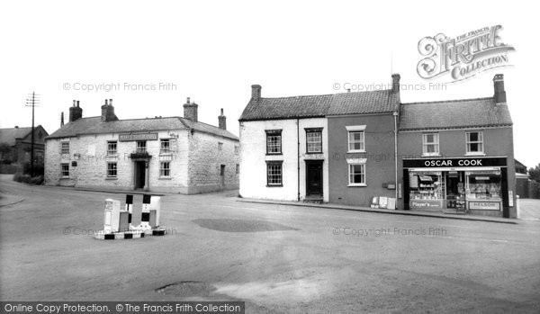 Binbrook, The Square c.1955