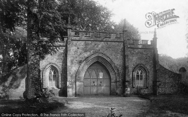 Bindon Abbey, The Gateway 1894
