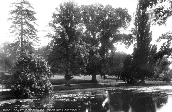 Binfield, Lake 1901