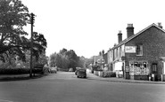 Binfield, Terrace Road c.1955