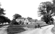 Binfield, The Stag And Hounds 1892