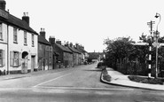 Photo of Bingham, Fairfield Street c1955