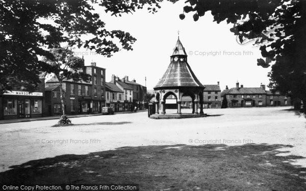 Bingham, Market Place c.1955