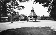 Photo of Bingham, Market Place c1955