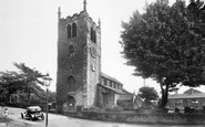 Bingley, All Saints Church 1923