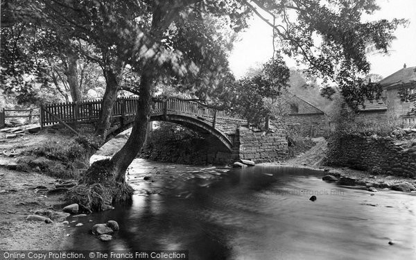 Bingley, Beckfoot Bridge 1926