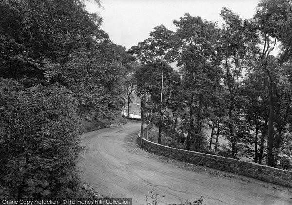 Bingley, Harden Road 1923