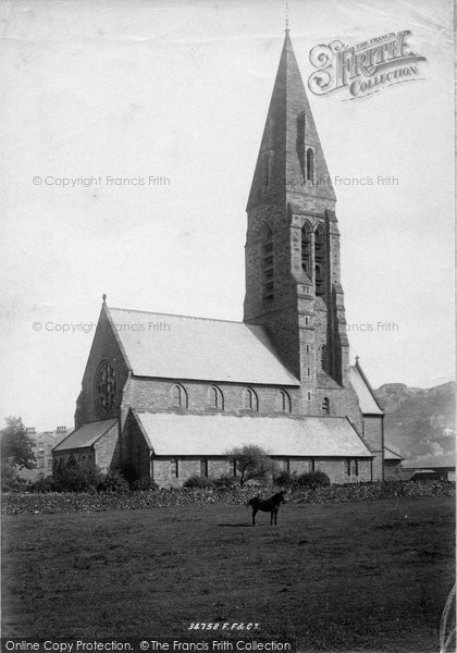 Bingley, Holy Trinity Church 1894