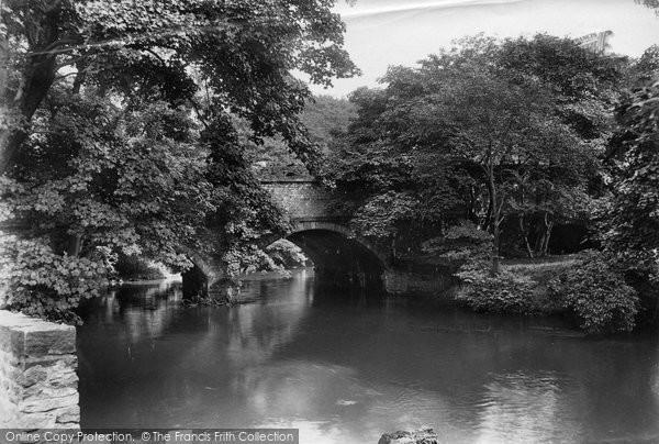 Bingley, Seven Arches 1909