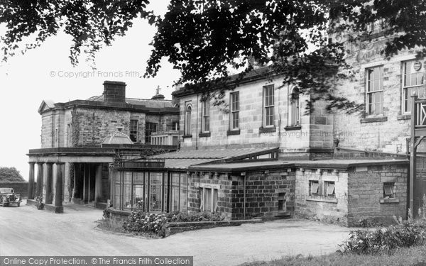 Bingley, St Ives Mansion c.1955