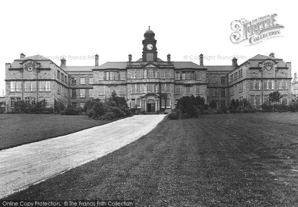 Photo of Bingley, the College 1926