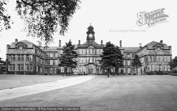 Bingley, The College c.1955