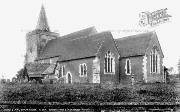 Binsted, Holy Cross Church 1907