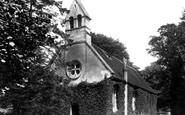 Birchanger, St Mary's Church 1899