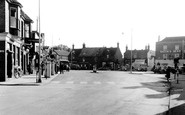 Photo of Birchington, Station Road c1955