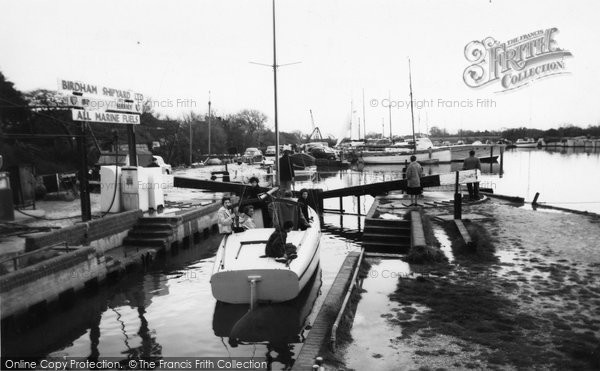 Birdham, The Lock c.1965