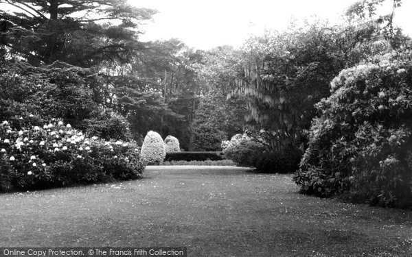 Photo of Birkenhead, Arrowe Park c1960