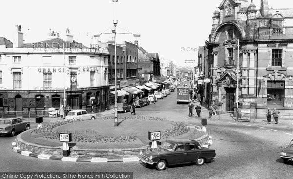Birkenhead, Charing Cross 1967