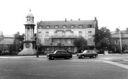 Birkenhead, Clock Tower c.1965