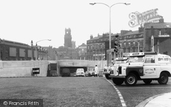 Birkenhead, Queensway Tunnel c1965