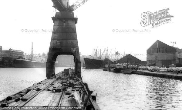 Birkenhead, The Docks c.1965