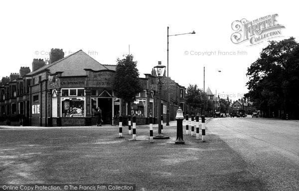 Birkenhead, Woodchurch Road c.1955