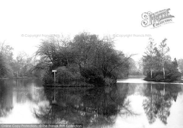 Birmingham, Cannon Hill Park 1896
