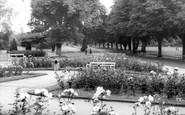 Birmingham, Cannon Hill Park c.1960