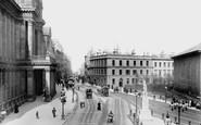 Birmingham, Colmore Row 1896