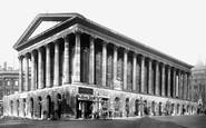 Birmingham, Town Hall 1896