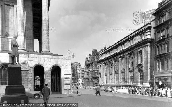 Birmingham, Town Hall c.1960