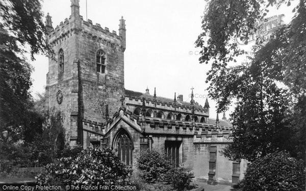 Birstall, St Peter's Church c.1950