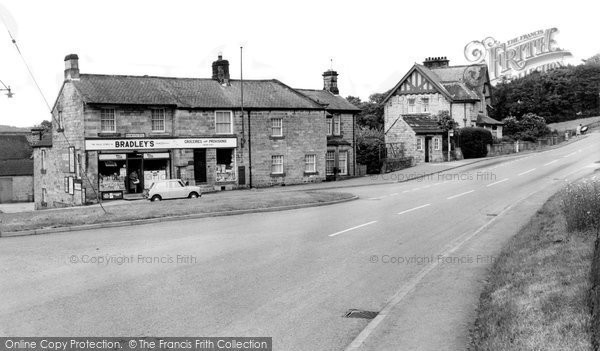 Birstwith, Post Office And Stores c.1960
