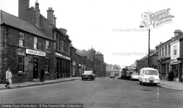 Birtley, Durham Road c.1965