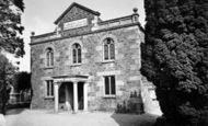 Biscovey, Leek Seed Methodist Church c.1955
