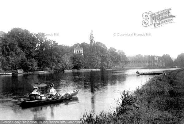 Bisham, Abbey And All Saints Church 1890
