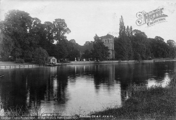 Bisham, All Saints Church 1901